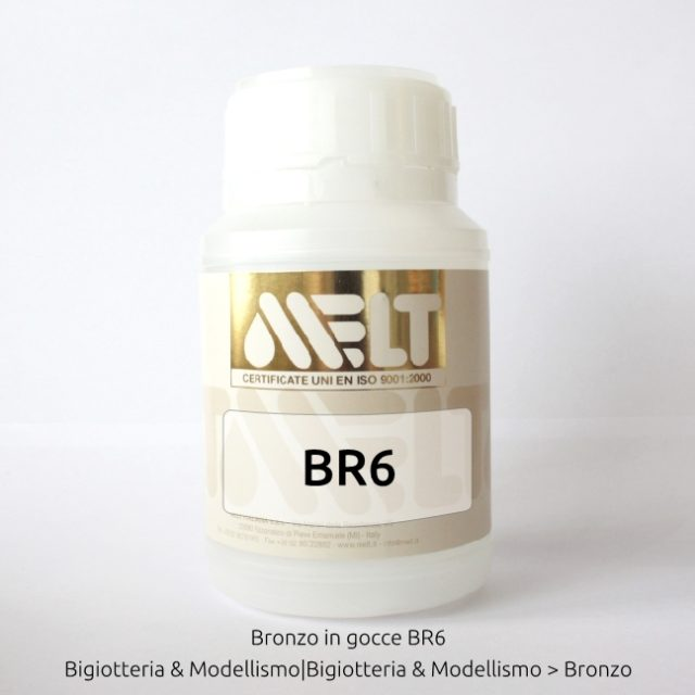 Bronzo in gocce BR6