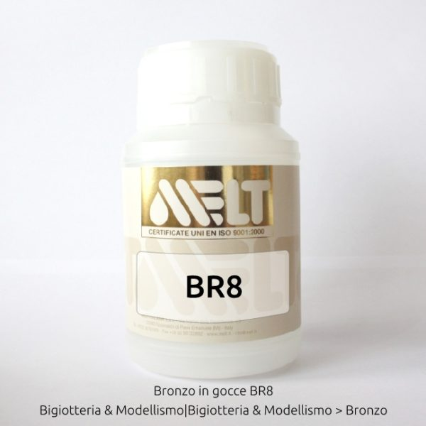 Bronzo in gocce BR8