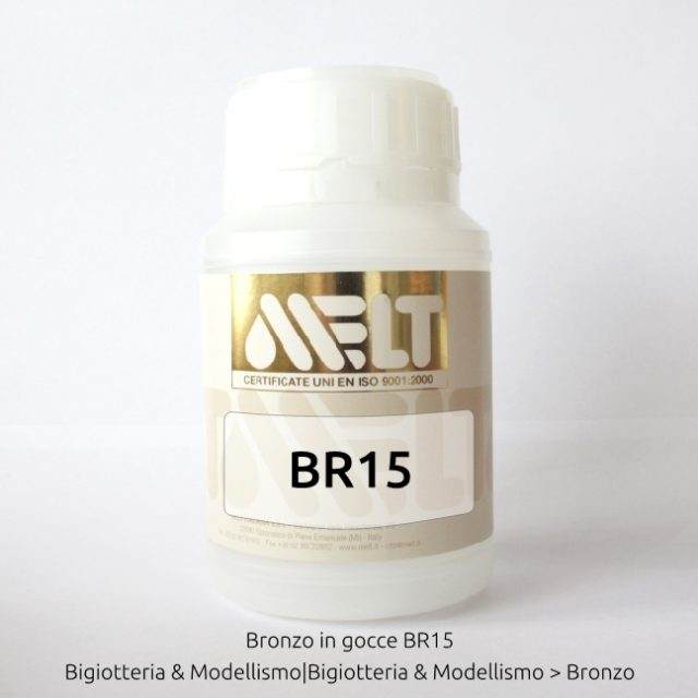 Bronzo in gocce BR15
