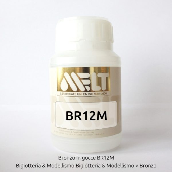 Bronzo in gocce BR12M